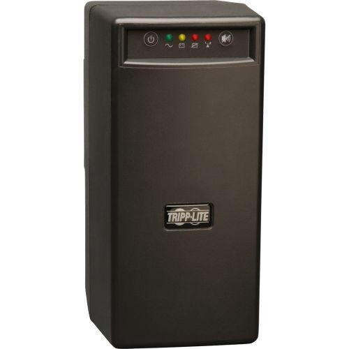 UPS 600VA 375W Battery Back Up Pure Sine Wave PFC Tower 120V USB - UPS - 10 A - AC 120 V - 375 Watt - 600 VA - USB - output connectors: 6 - active PFC