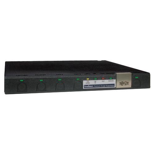 Lite Isobar 6 Outlets 120V Surge Suppressor - Receptacles: 6 x NEMA 5-15R - 3150J