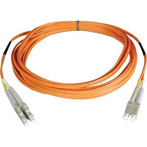 Lite Duplex Multimode 50/125 Fiber Patch Cable - (LC/LC)  3M (10-ft.)