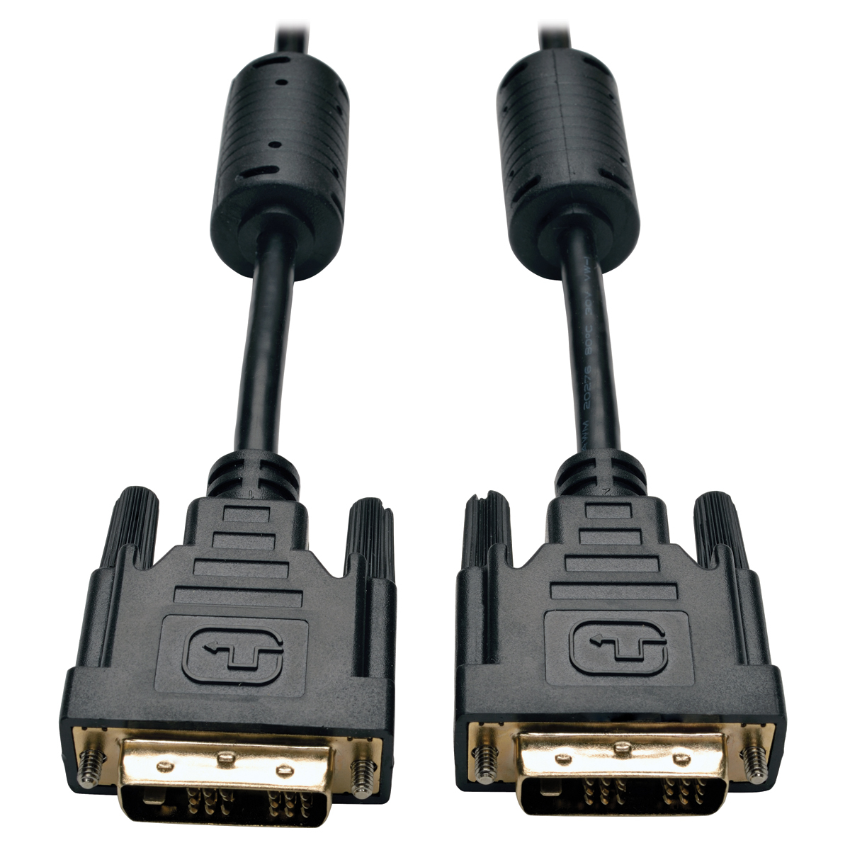 10ft DVI Single Link Digital TMDS Monitor Cable DVI-D M/M 10 feet - DVI cable - DVI-D (M) to DVI-D (M) - 10 ft - molded