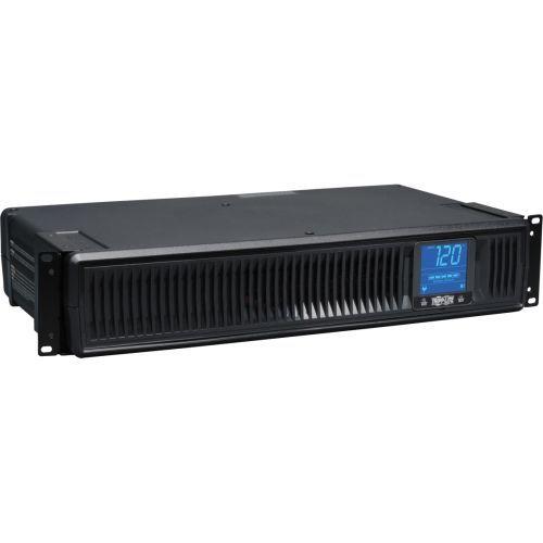 UPS Smart 1500VA 900W Rackmount AVR 120V LCD USB DB9 Extended Run 2URM - UPS - 900 Watt - 1500 VA - RS-232 USB - output connectors: 8 - 2U