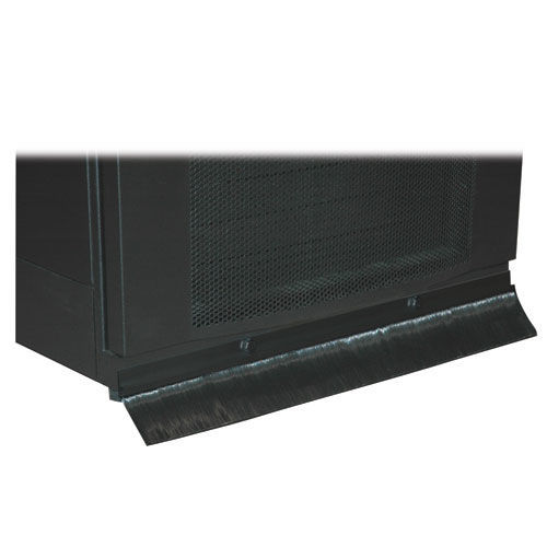 RACK ENCLOSURE SERVER CABINET AIRFLOW BRUSH STRIP FOR 3 INCH CASTERS