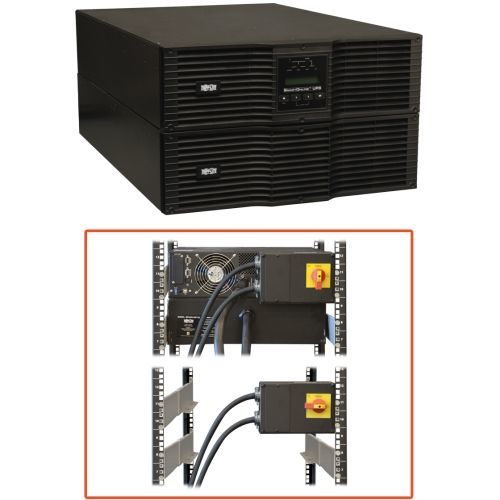 10000VA 9000W UPS SMART ONLINE RACKMOUNT 10KVA PDU 208/240/120V
