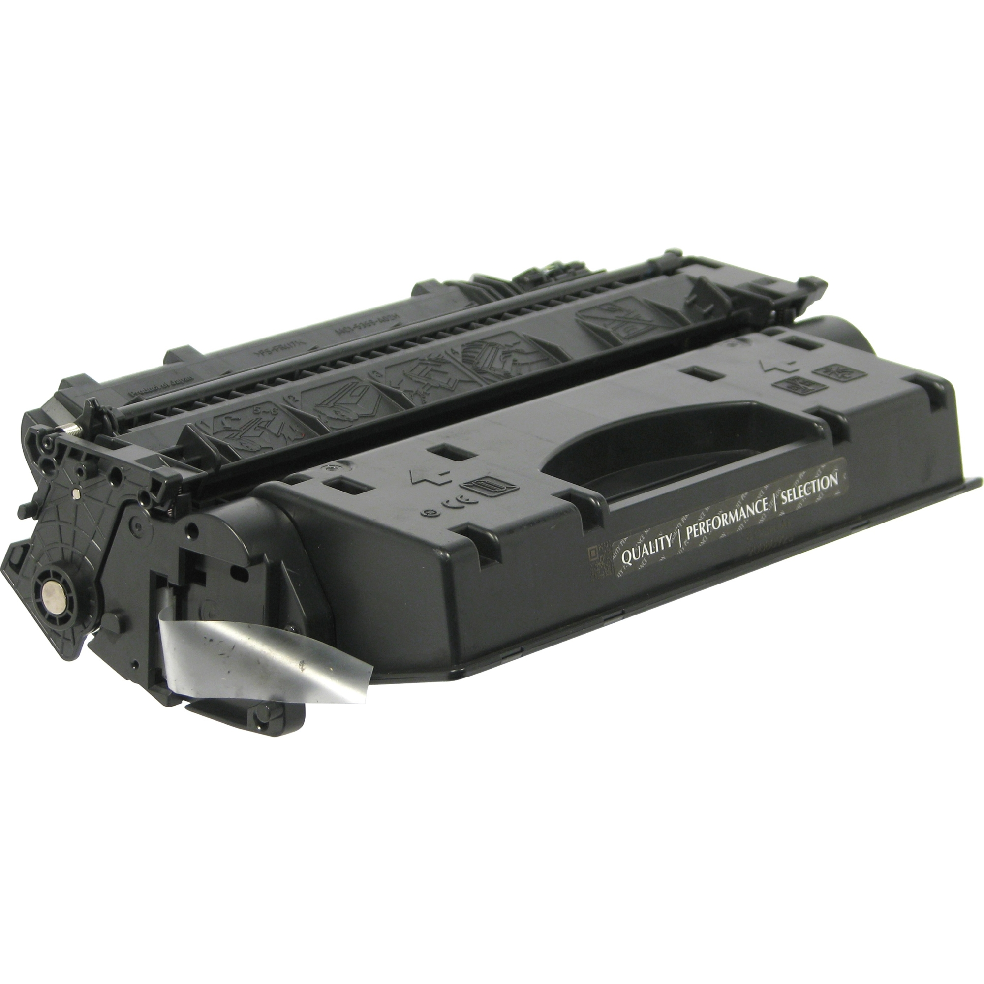Toner Cartridge - Replacement for HP (CF280X) - Black - Laser - High Yield - 6900 Page