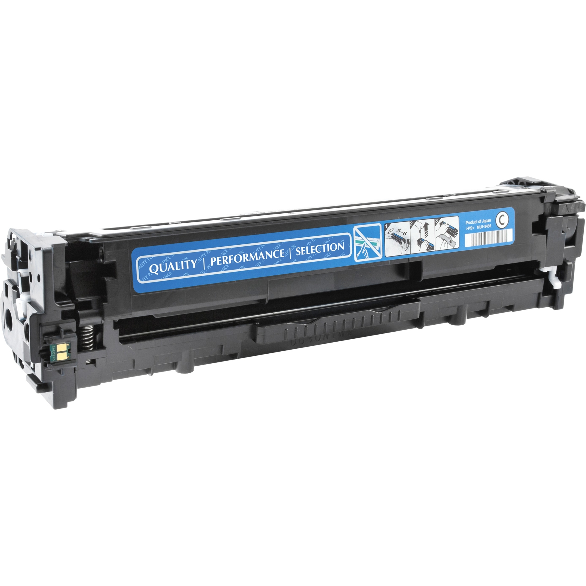 Toner Cartridge - Replacement for HP (CE321A) - Cyan - Laser - 1300 Page