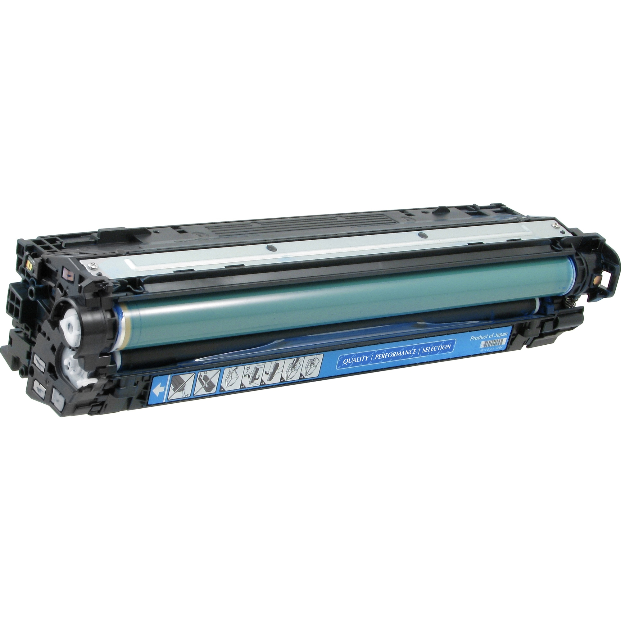 Toner Cartridge - Replacement for HP (CE741A) - Cyan - Laser - 7300 Page