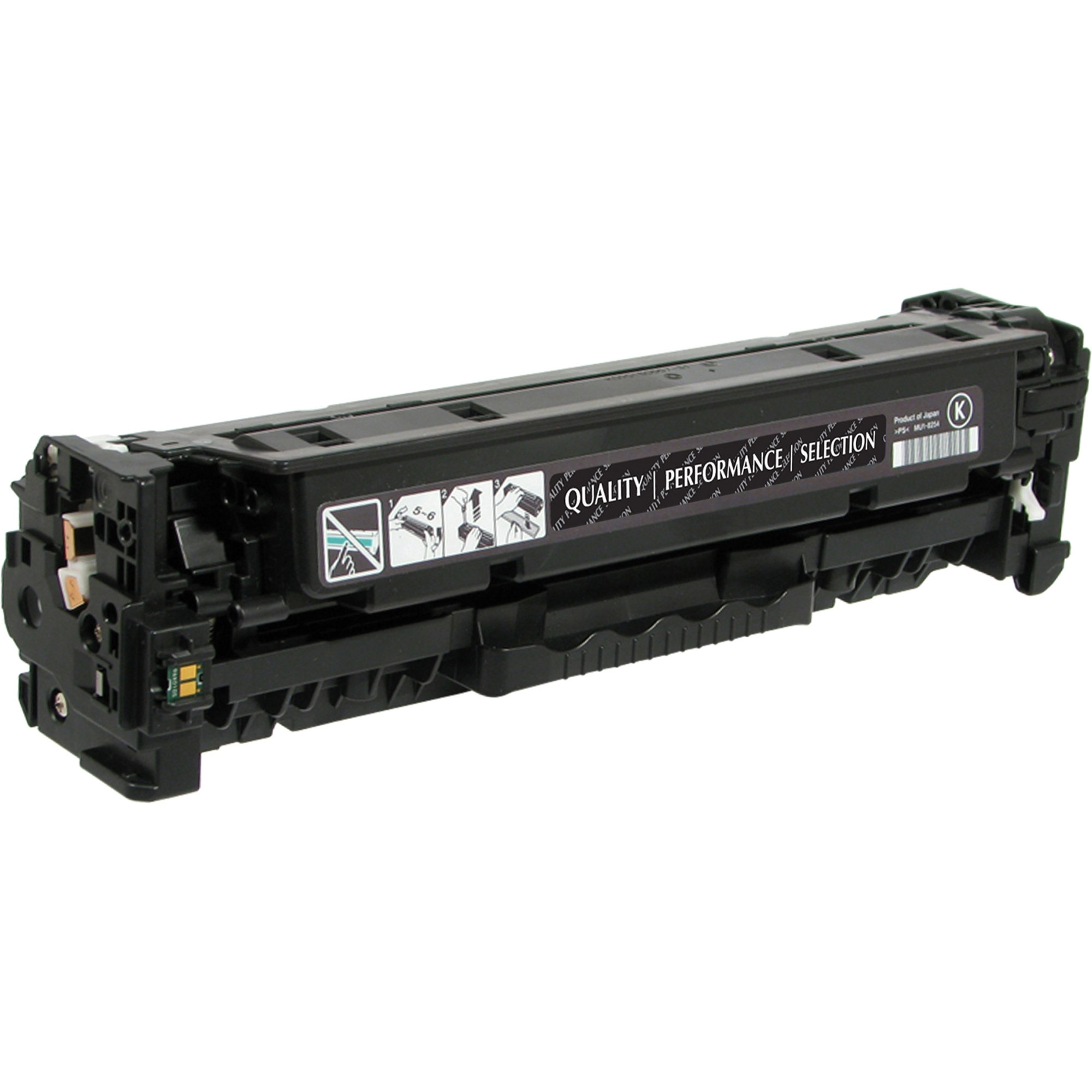Toner Cartridge - Replacement for HP (CE410X) - Black - Laser - High Yield - 4000 Page