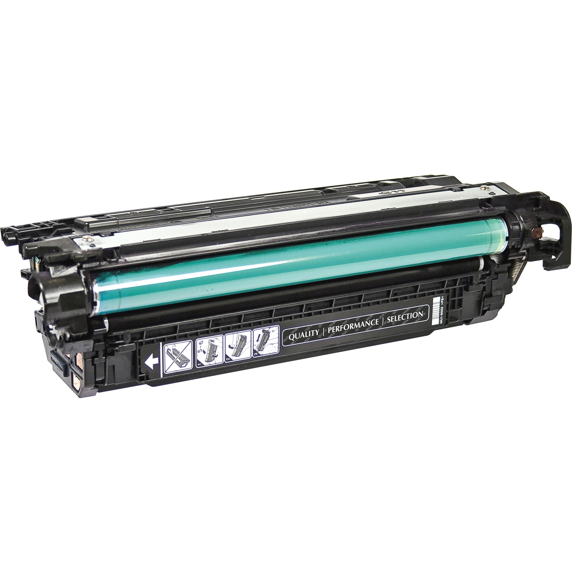 Toner Cartridge - Replacement for HP (CE260X) - Black - Laser - High Yield - 9000 Page