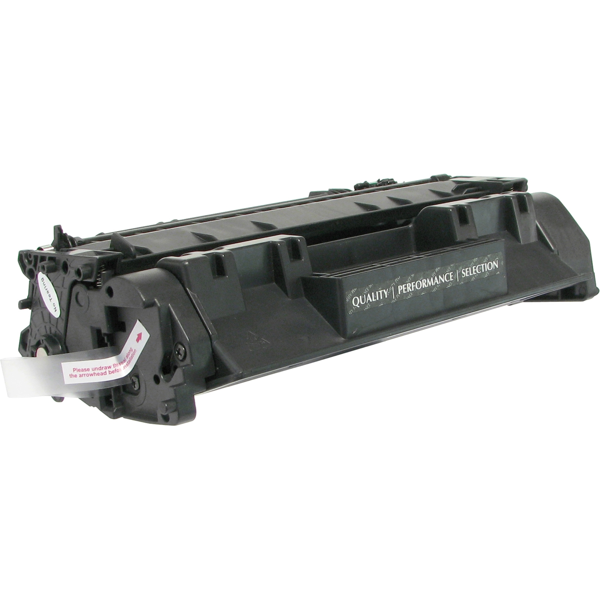 Toner Cartridge - Replacement for HP (CF280A) - Black - Laser - 2700 Page