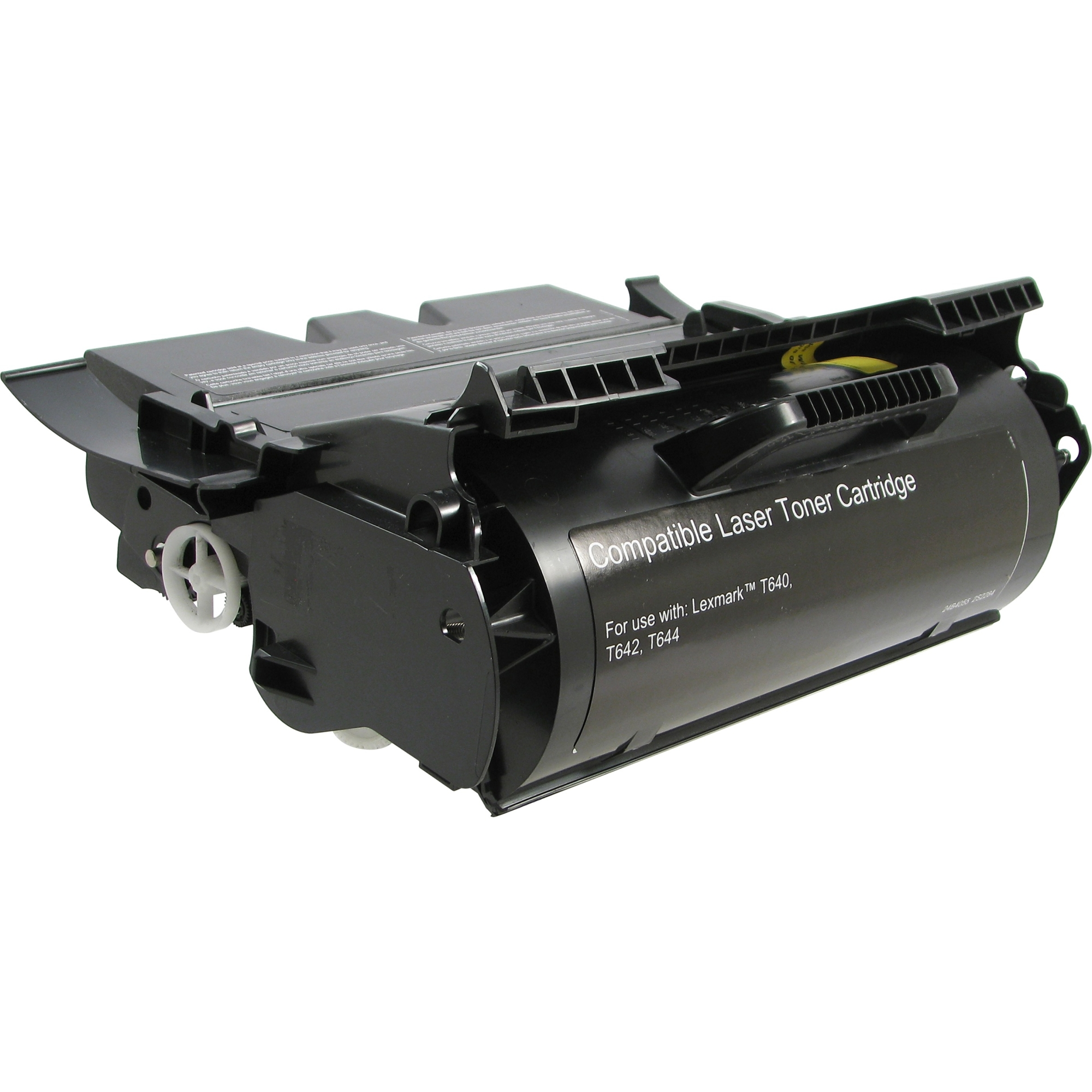 Black Toner Cartridge - Laser - 21000 Page - Black - 1