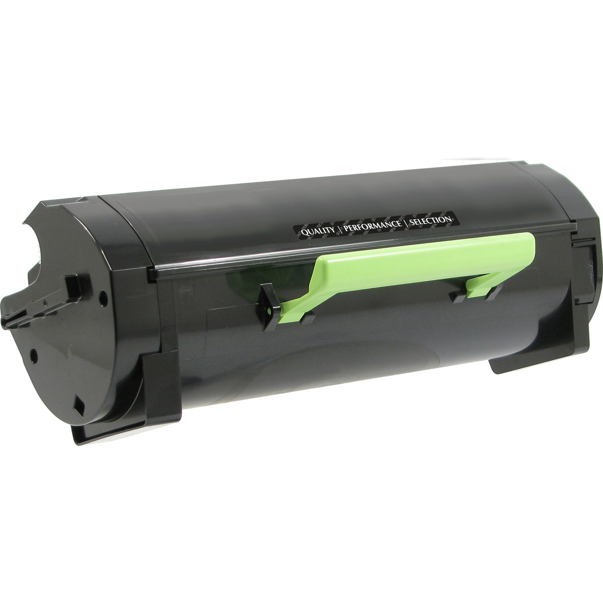 Toner Cartridge - Replacement for Lexmark (50F0HA0 50F1H00) - Black - Laser - High Yield - 5000 Page