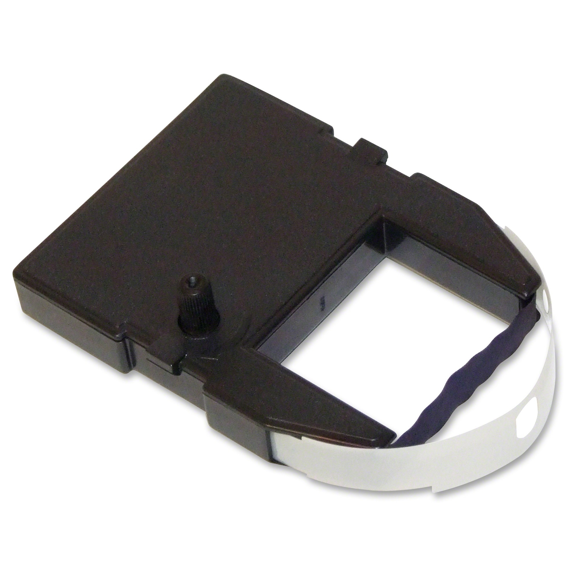 Replacement Ribbon for 3500 3700 4000 & 4000HD Time Clocks - Black - 1 Each - OEM