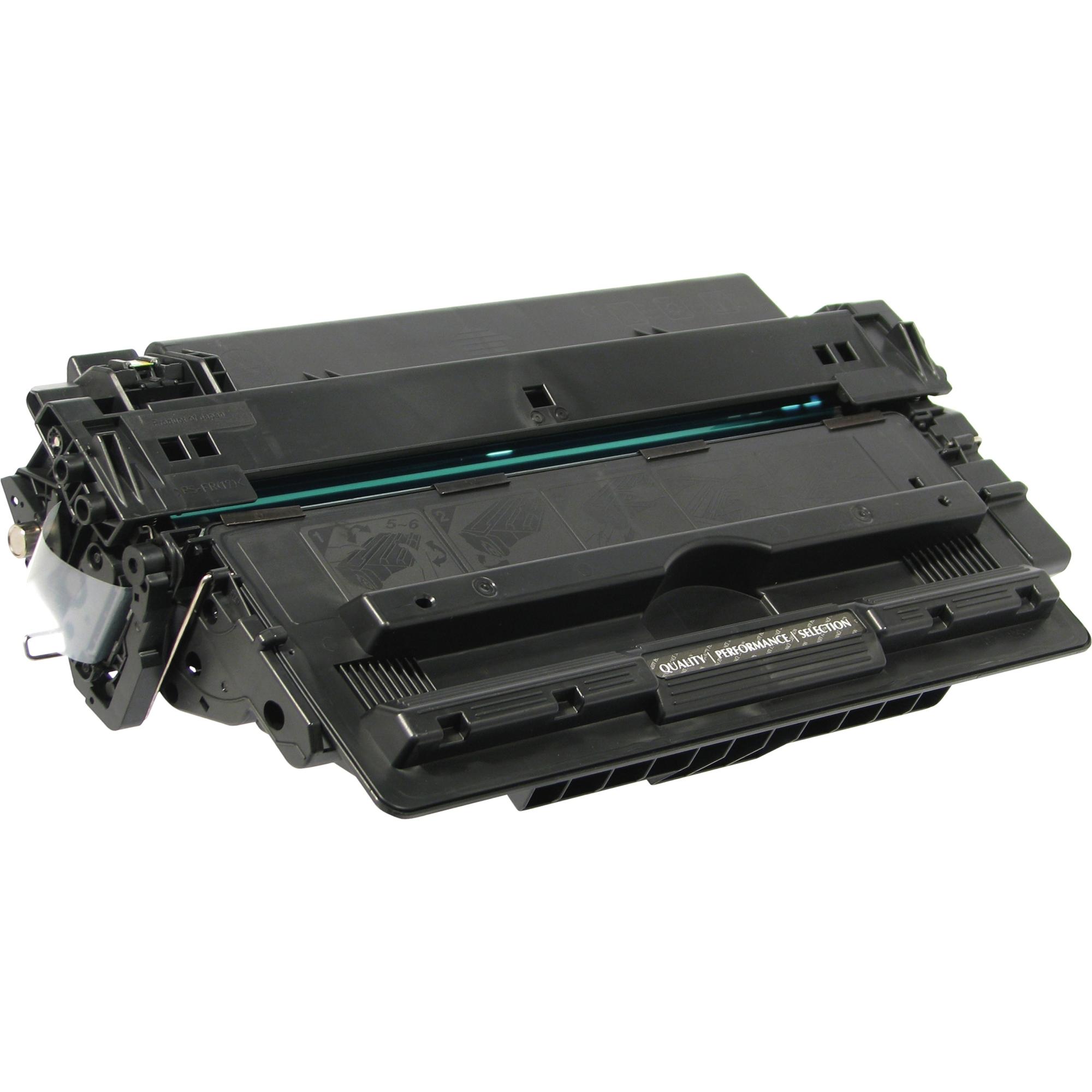 Black Toner Cartridge for HP LaserJet 5200 - Laser - 12000 Page
