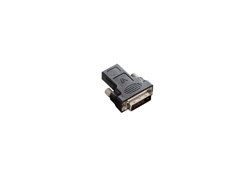 DVI-D TO HDMI ADAPTER BLACK DVI-D DUAL LINK MALE TO HDMI FEMALE
