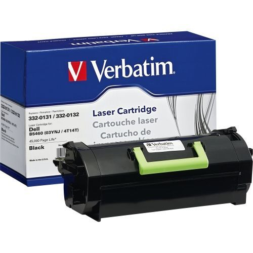 Black - - toner cartridge (alternative for: Dell 332-0131 Dell 331-0132) - for Dell B5460dn