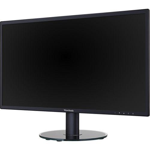 LED monitor - 27 inch - 1920 x 1080 Full HD (1080p) - IPS - 300 cd/m2 - 1000:1 - 5 ms - HDMI VGA - speakers