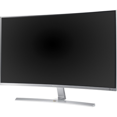 LED monitor - curved - 31.5 inch (31.5 inch viewable) - 1920 x 1080 Full HD (1080p) - 280 cd/m2 - 3000:1 - 5 ms - HDMI DVI-D VGA