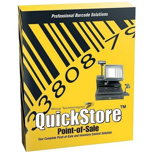 QuickStore POS - 1 User - Application - Complete Product - Standard - PC