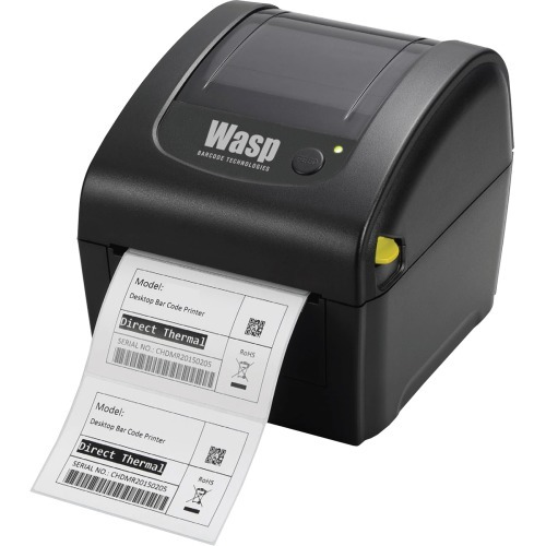 WPL206 - Label printer - thermal paper - Roll (4.5 in) - 203 dpi - up to 300 inch/min - USB 2.0