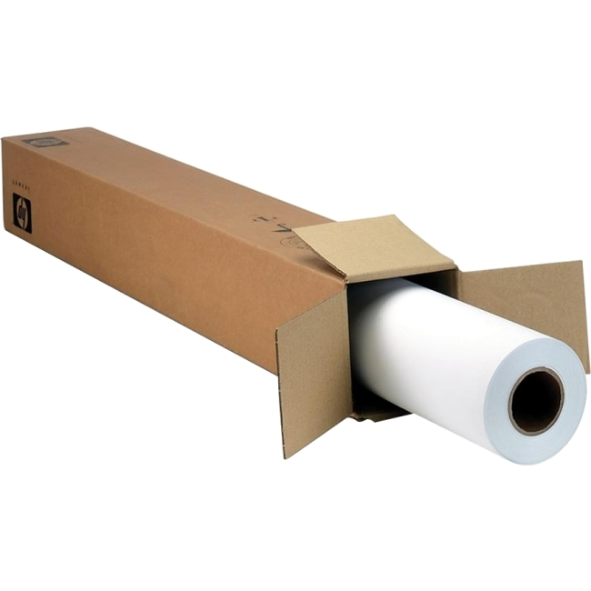 White Satin Poster Paper - 152.4cm (60in) x 61m (200ft) roll