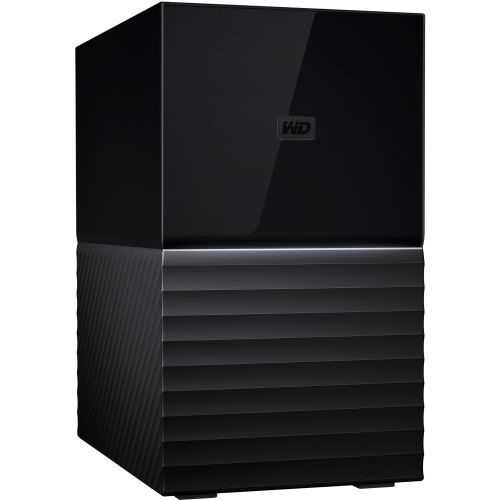 WD 20TB MY BOOK DUO DESKTOP RAID EXTERNAL HARD DRIVE USB 3.1 GEN 1