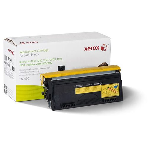 Brother FAX-5750 - Black - toner cartridge (alternative for: Brother TN460) - for Brother DCP-1200 HL-1230 1240 1250 1270 1435 1440 1450 1470 P2500 MFC-8600 9600