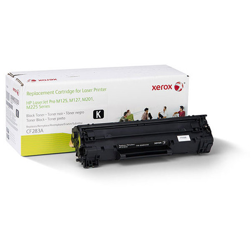 1-pack - black - toner cartridge (printing consumables) (equivalent to: HP CF283A) - for HP LaserJet Pro M201 MFP M125 MFP M127 MFP M225