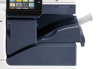 Integrated Office Finisher - Finisher with stapler - 500 sheets - for AltaLink C8030 C8035 C8045 C8055 C8070 VersaLink C7000 C7020 C7025 C7030