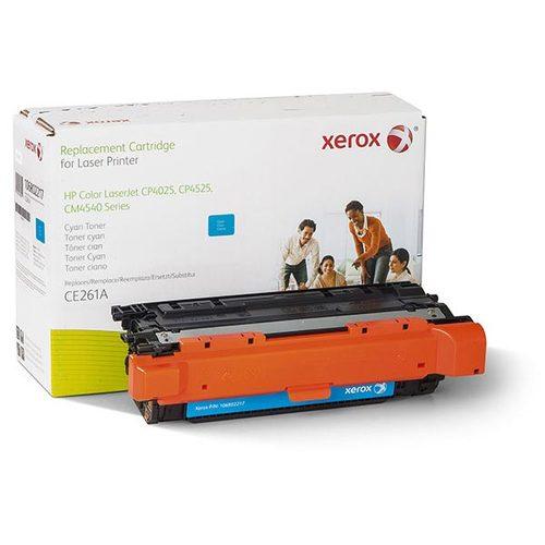 HP Colour LaserJet CP4525 - Cyan - toner cartridge (alternative for: HP CE261A) - for HP Color LaserJet Enterprise CP4025dn CP4025n CP4525dn CP4525n CP4525xh