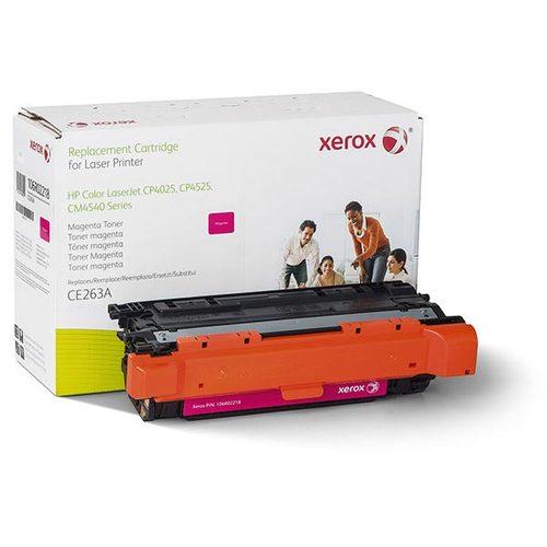 HP Colour LaserJet CP4525 - Magenta - toner cartridge (alternative for: HP CE263A) - for HP Color LaserJet Enterprise CP4025dn CP4025n CP4525dn CP4525n CP4525xh