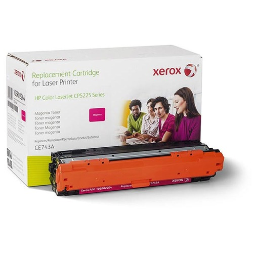 HP Colour LaserJet CP5225 - Magenta - toner cartridge (alternative for: HP 307A) - for HP Color LaserJet Professional CP5225 CP5225dn CP5225n