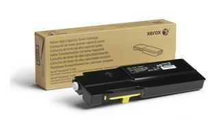 VersaLink C400 - High Capacity - yellow - original - toner cartridge - for Xerox VersaLink C400 C405