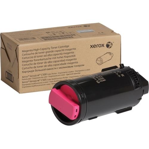 VersaLink C500 - High Capacity - magenta - original - toner cartridge - for VersaLink C500 C505
