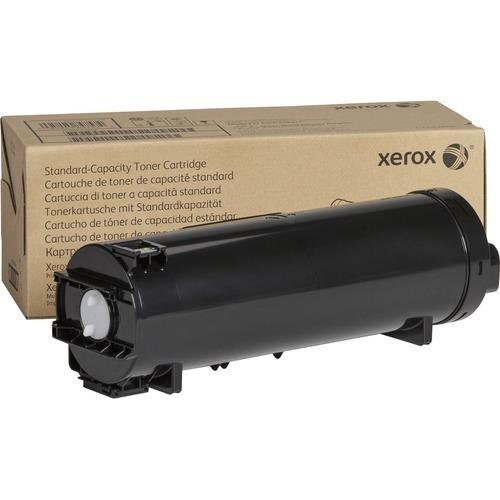 GENUINE XEROX BLACK STANDARD CAPACITY TONER CARTRIDGE FOR THE VERSALINK B600/B60