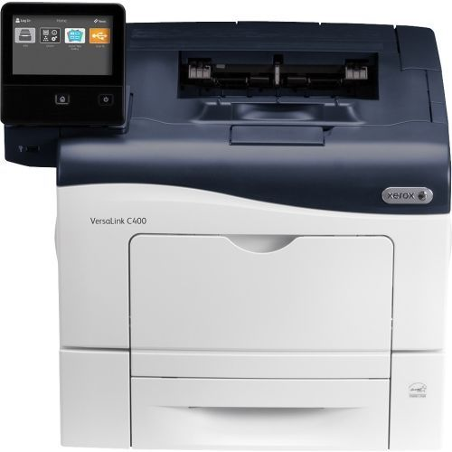 VersaLink C400N - Printer - color - laser - A4/Legal - 600 x 600 dpi - up to 36 ppm (mono) / up to 36 ppm (color) - capacity: 700 sheets - Gigabit LAN NFC USB 3.0