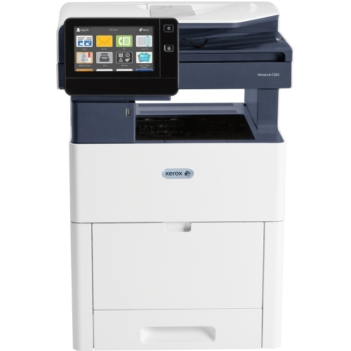 VersaLink - Multifunction printer - color - LED - 8.5 in x 14 in (original) - A4/Legal (media) - up to 45 ppm (copying) - up to 45 ppm (printing) - 700 sheets - 33.6 Kbps - Gigabit LAN USB host NFC USB 3.0 - Metered