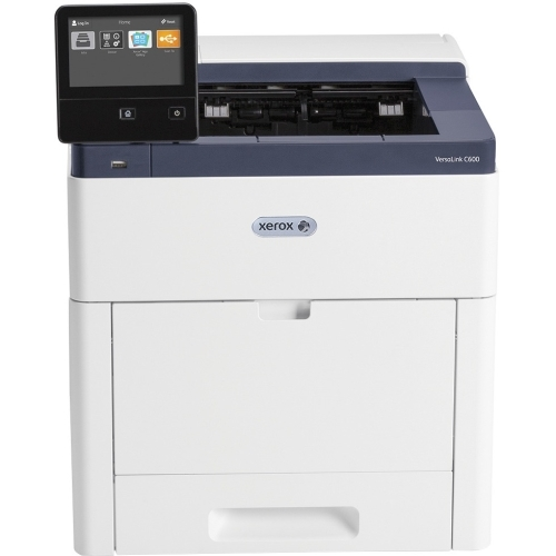 VersaLink - Printer - color - Duplex - LED - A4/Legal - 1200 x 2400 dpi - up to 55 ppm (mono) / up to 55 ppm (color) - capacity: 700 sheets - Gigabit LAN USB host NFC USB 3.0 - Metered