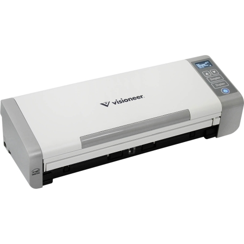 Patriot P15 - Document scanner - 8.5 in x 118 in - 600 dpi - up to 20 ppm (mono) / up to 20 ppm (color) - ADF (20 sheets) - up to 1000 scans per day - USB 2.0 - TAA Compliant