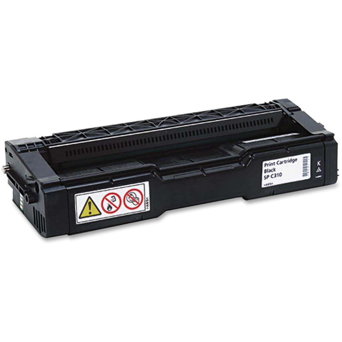 Type SP C310HA - High Yield - black - original - toner cartridge - for Rex Rotary SP C231 SP C232 SP C242 SP C311 SP C320; Ricoh SP C242 SP C340 SP C342