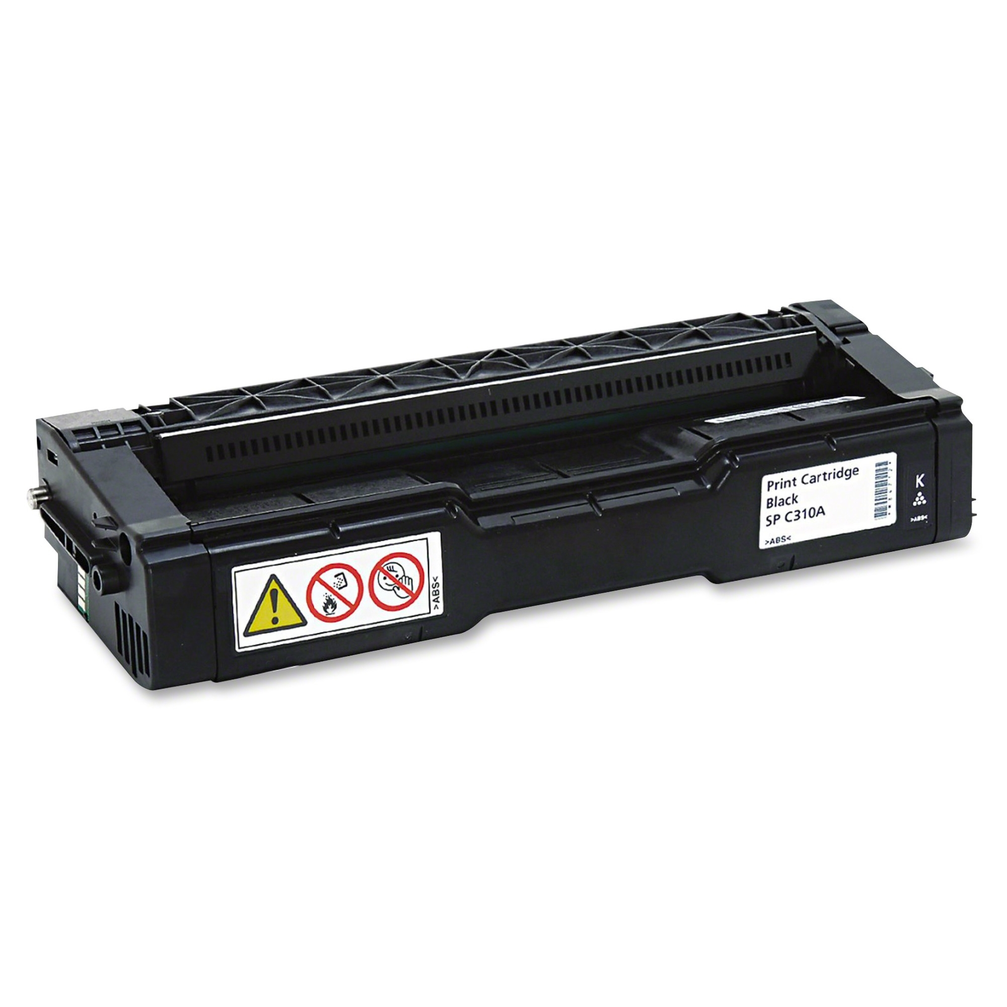 Type SP C310A - Black - original - toner cartridge - for Ricoh SP C231 SP C232 SP C240 SP C242 SP C311 SP C312 SP C320 SP C340 SP C342