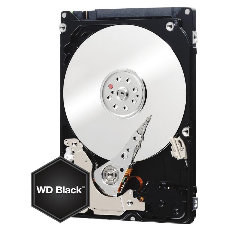 WD Black WD5000LPLX 500 GB 2.5 inch Internal Hard Drive - SATA - 7200 rpm - 32 MB Buffer - Portable - 50 Pack