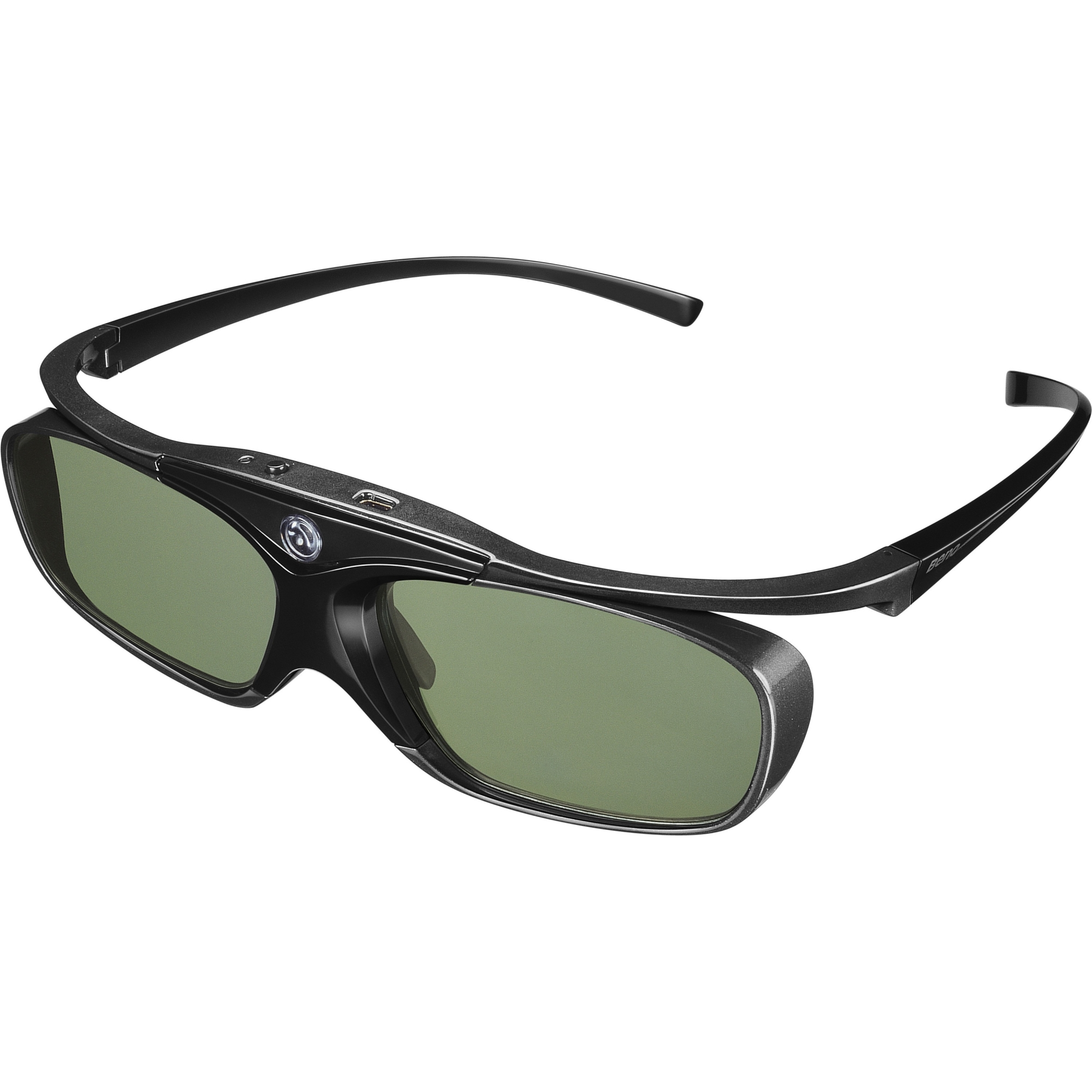 3D Glasses - DGD5 - For Projector - Shutter - 26.25 ft - 1:1200 - DLP Link - Battery Rechargeable