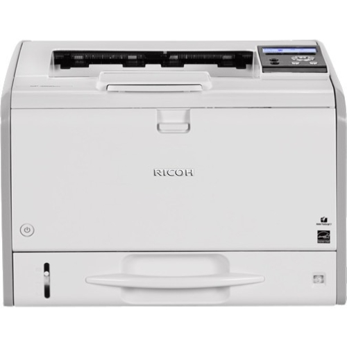 SP 3600DN Mono LED Printer (31 ppm) (256 MB) (Max Duty Cycle 50000 Pages) (Duplex) (USB) (Ethernet) (250 Sheet Input Tray) (100 Sheet MPT)