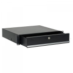Universal Locking Drawer - Rack storage drawer - graphite - 2U - for Rack 91XX HPE 600 800 Advanced Series Racks 42U 600 ProLiant ML110 G3 Rack