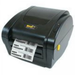 WPL205 - Label printer - thermal paper - Roll (4.4 in) - 203 dpi - up to 300 inch/min - capacity: 1 roll - parallel, USB, serial - peeler