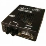 Just Convert-IT Stand-Alone Media Converter - Short-haul modem - serial RS-232 - SC multi-mode / 9 pin D-Sub (DB-9) - up to 1.2 miles - 1300 nm