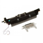 Paper pick-up assembly - Includes the pick-up roller feed roller assembly drive gears and separation pad for tray 2 and 3