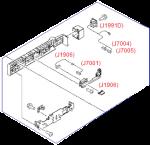 Fin lock assembly