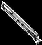 Intermediate transfer belt (ITB) guide rail assembly