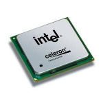 Intel Celeron processor G530 - 2.40GHz (Sandy Bridge 2MB shared cache)